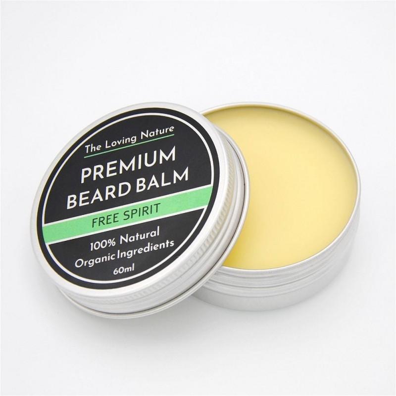 Pine & Eucalyptus Beard Balm - Free Spirit
