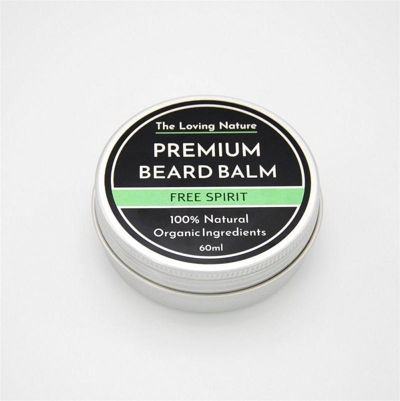 Pine & Eucalyptus Beard Balm - Free Spirit 2