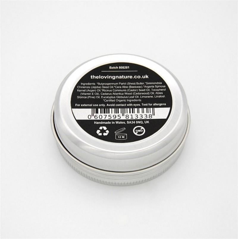 Pine & Eucalyptus Beard Balm - Free Spirit 3