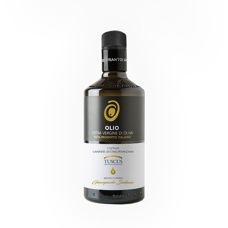 Extravirgin Olive Oil 500ml - Frantoio Tuscus