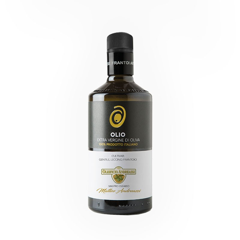 Extravirgin Olive Oil 500ml - Oleificio Andreassi