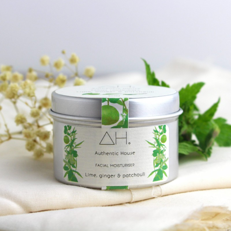 Facial moisturiser cream 3
