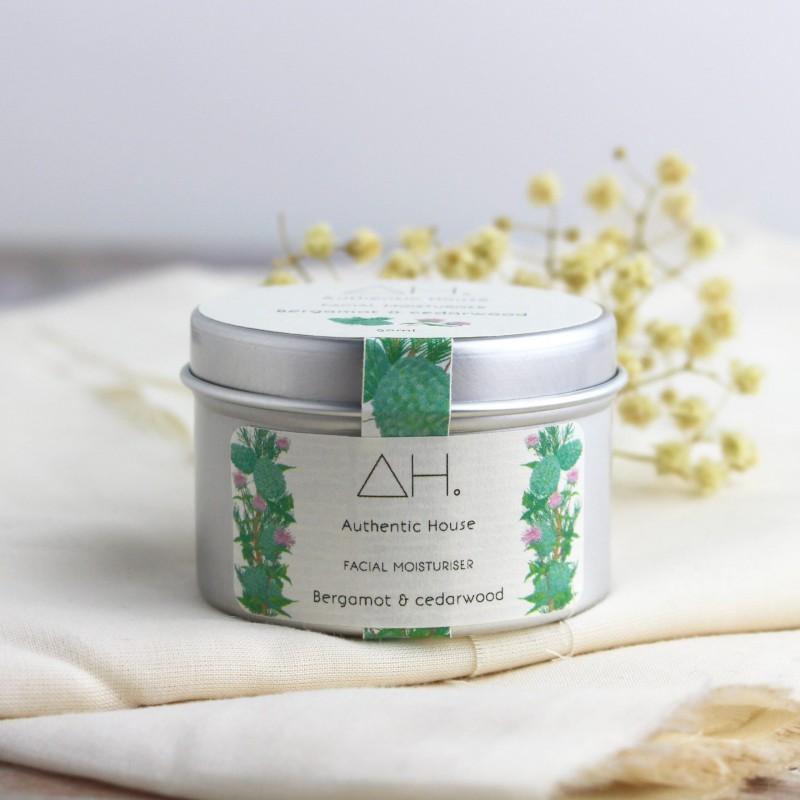 Facial moisturiser cream 4