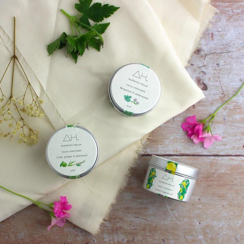 Facial moisturiser cream 5