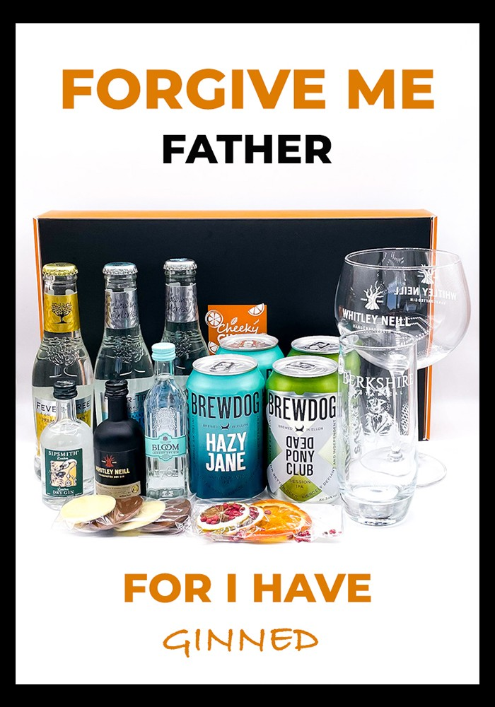 Father's Day Gin & Beer Box - SOLD OUT 1