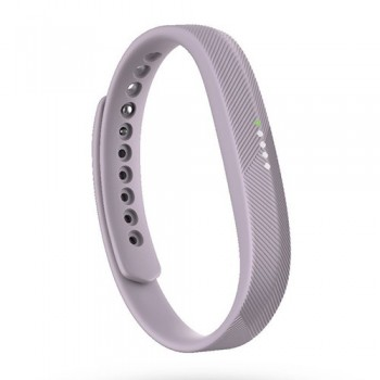Fitbit Flex 2 Wireless Activity Tracker - Lavander   Size Small   Grade B