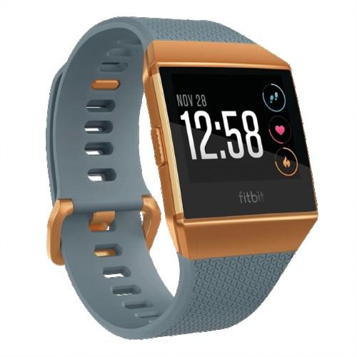 Fitbit Ionic Activity Tracker - Burnt Orange & Blue | Grade B