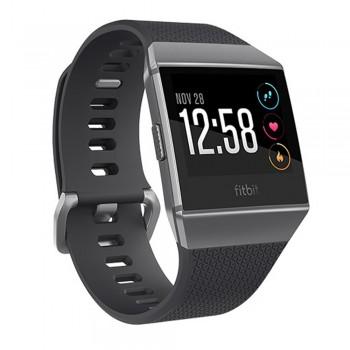 Fitbit Ionic Activity Tracker - Silver   Size Medium   Grade B