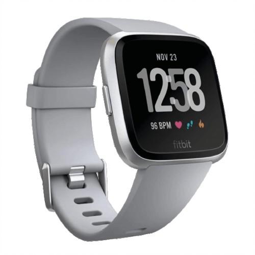 Fitbit Versa Fitness Tracker Silver | Size Medium | Grade B