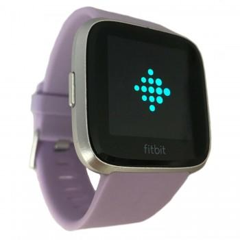 Fitbit Versa Lite Fitness Smartwatch Lilac   Grade B