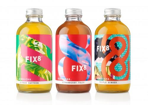 Fix8 Kombucha triple bundle