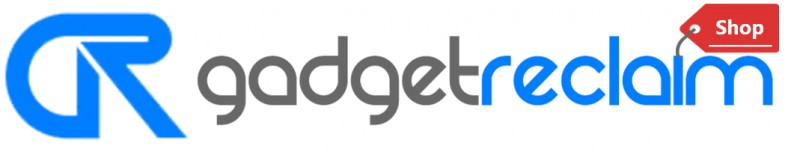 Discount code GadgetReclaim Shop