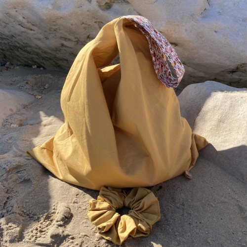 Mustard Large Summer Bag