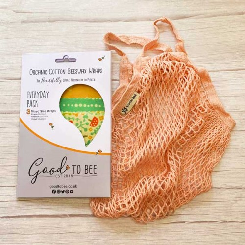 GoodToBee + Turtle Bags