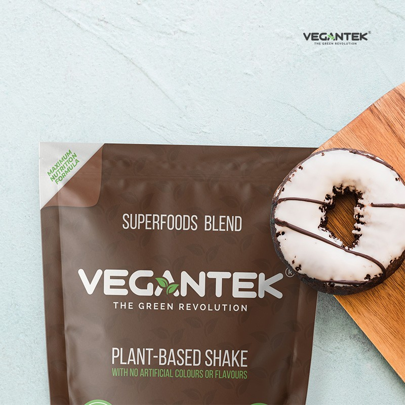 Healthy Plant Based Snacks and Recipes with Superfoods Blend 3