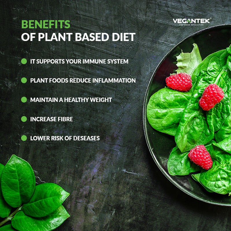 Healthy Plant Based Snacks and Recipes with Superfoods Blend 5
