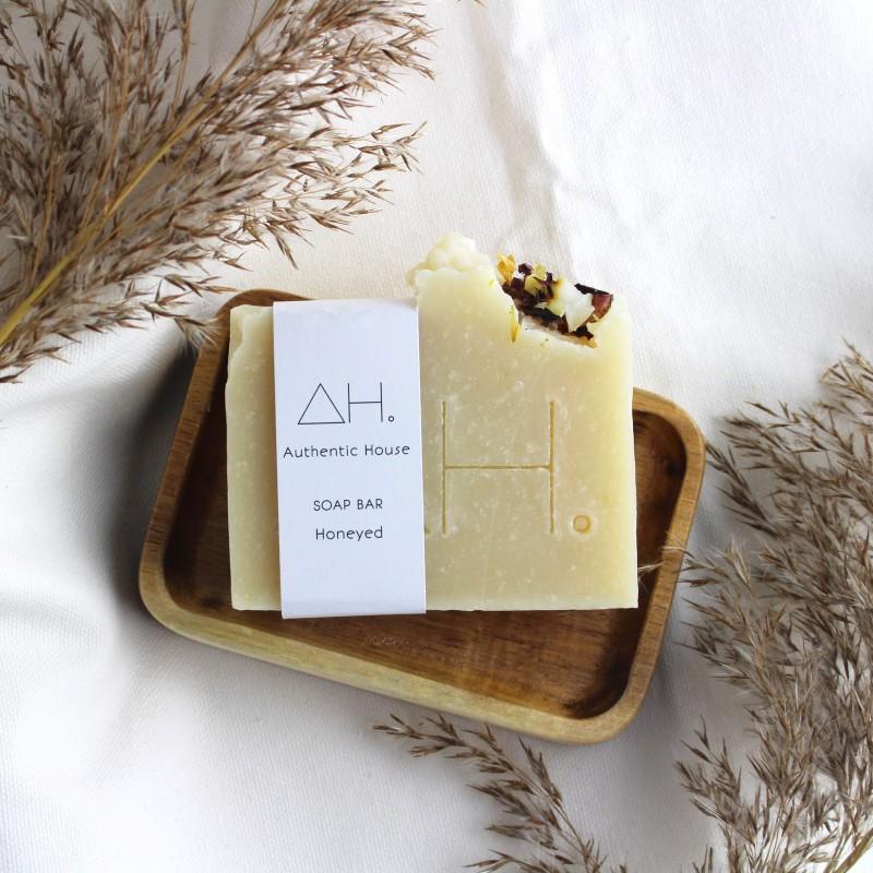 Honeyed soap