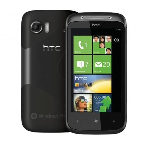 HTC 7 Mozart 8GB Black | EE Network | Grade C