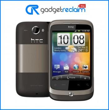 HTC Wildfire Mocha Brown | EE Network | Grade B