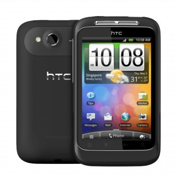 HTC Wildfire S Black | Unlocked | Grade B