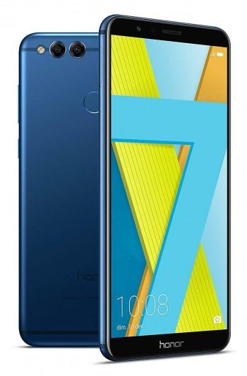 Honor 7X 64GB Blue | DUAL SIM Unlocked | Grade B