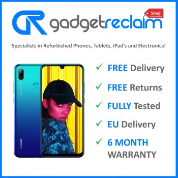 Huawei P Smart 64GB Aurora Blue | Unlocked | Grade C