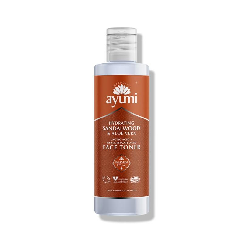 Hydrating Sandalwood & Aloe Toner 150ml