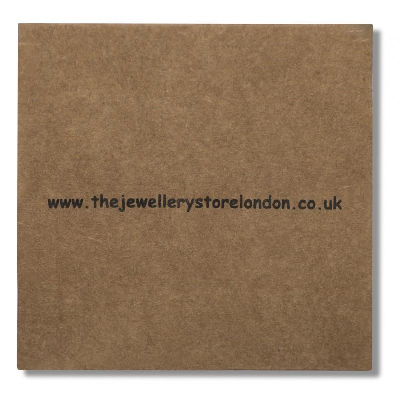 Jewellery Findings in 925 Sterling Silver, Hook Eye Clasp 25mm 4