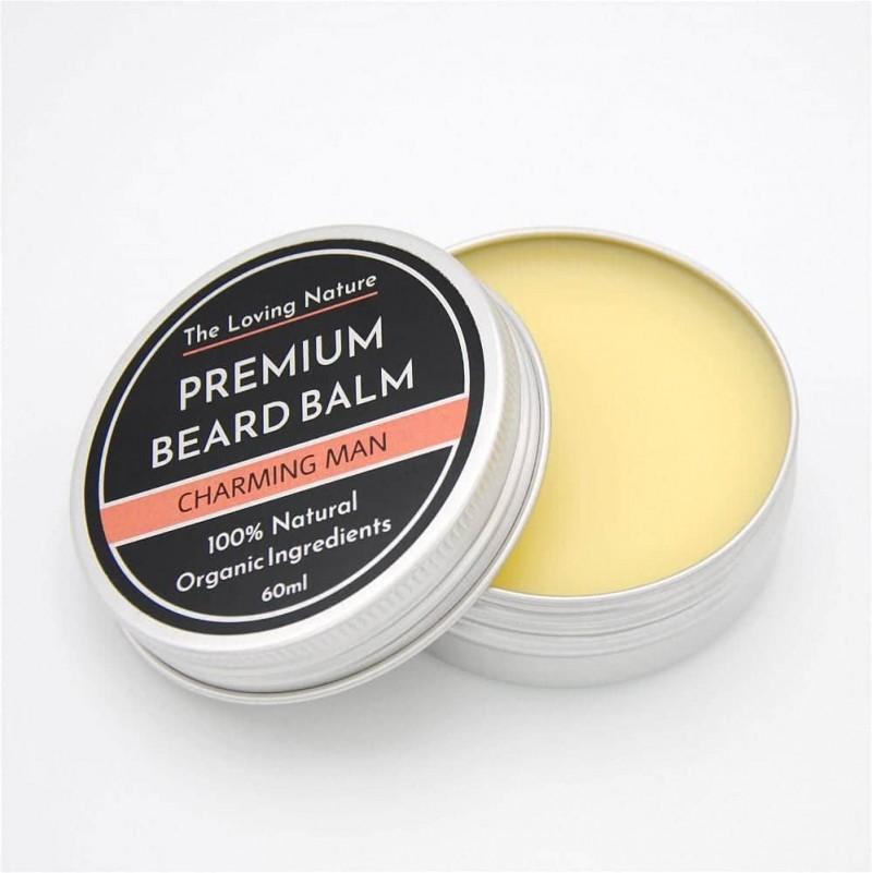 Sweet Orange & Lemon Beard Balm - Charming Man