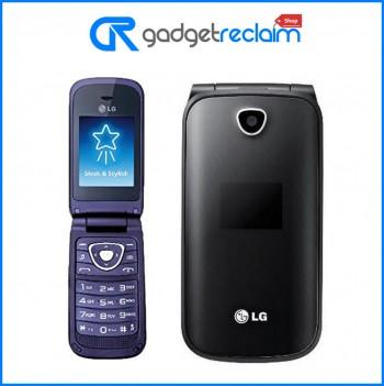 LG A250 Hornet Purple Flip phone | O2 Network | Grade B