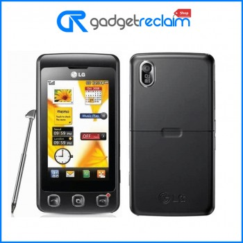 LG Cookie KP501 Black | Orange Network | Grade B
