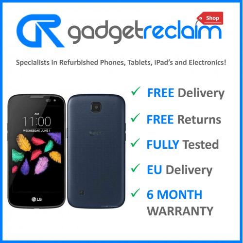 LG K3 8GB Indigo Blue | Unlocked | Grade B