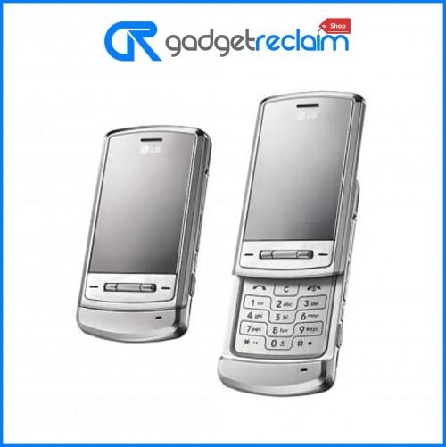 LG Shine KE970 - Silver | Unlocked | Grade C