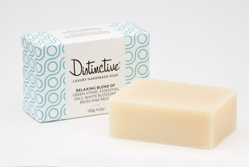 Luxury Soap - Relaxing Fragrance including 5 Essential Oils For A Good Nights Sleep.