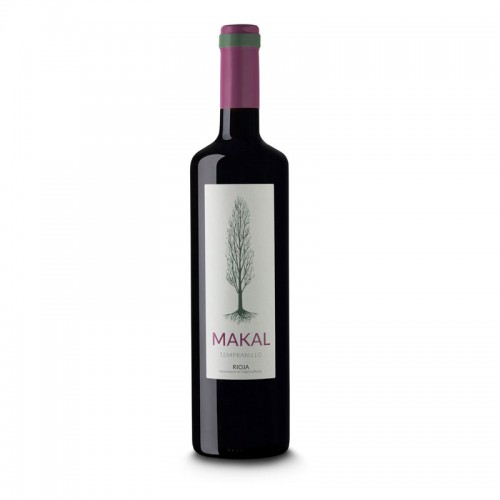 Makal Red Tempranillo Rioja 2020 - Bodegas D.Mateos