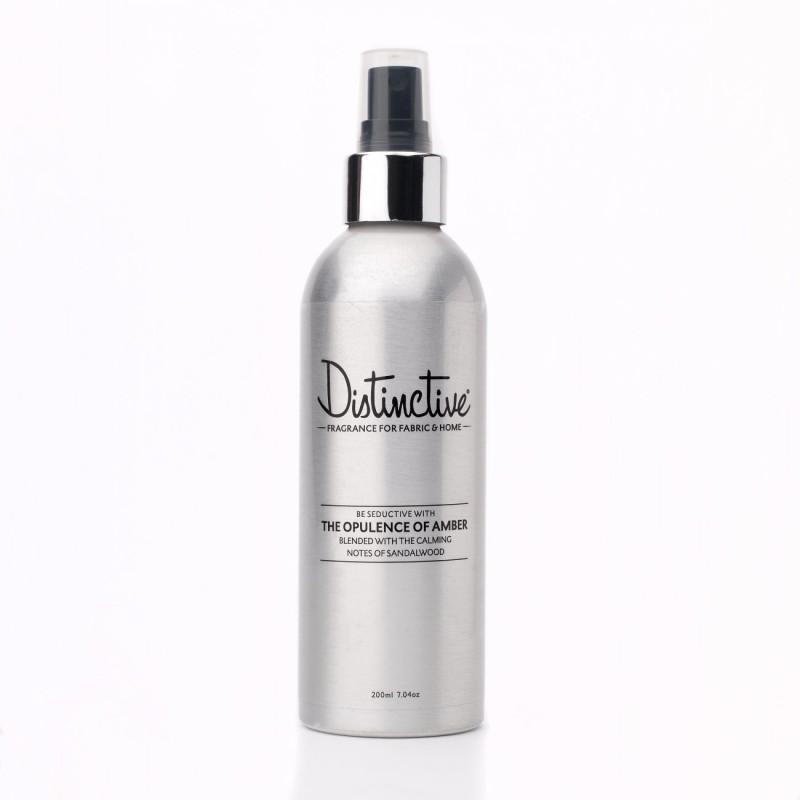 Fabric & Home Fragrance Spray - Masculine Sandalwood and Amber fragrance
