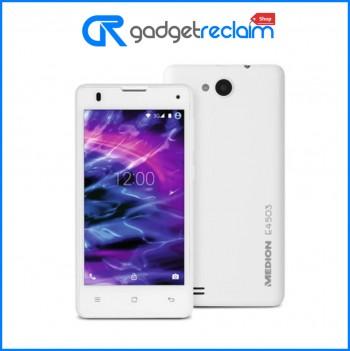 Medion Life E4503 8GB White | Unlocked (Dual Sim) | Grade B