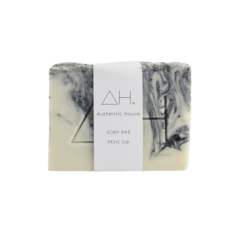 Mint ice soap 3