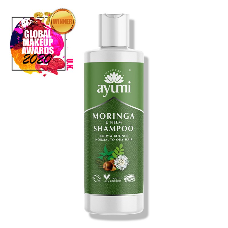 Moringa & Neem Shampoo 250ml