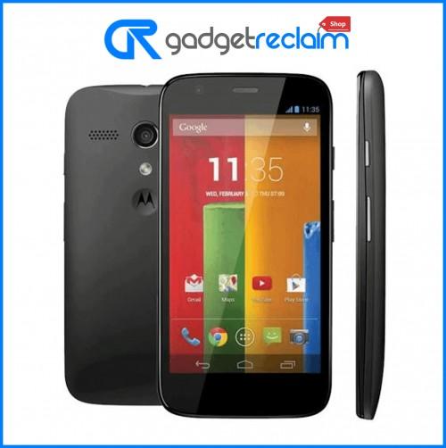 Motorola Moto G 8GB Black   O2   Grade B