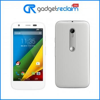Motorola Moto G 8GB White |  Unlocked | Grade B