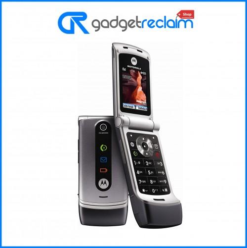 Motorola W377 Flip Phone | Silver | EE | Grade B