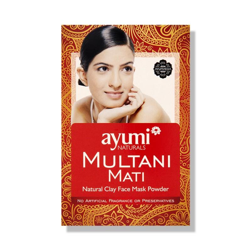 Multani Mati Facial Clay Powder 100g 2