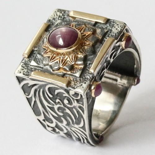 Mystic Passion Ring