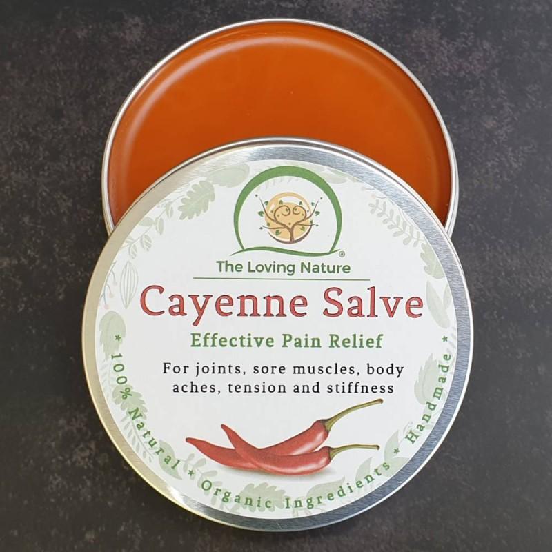 Cayenne Cream - Warming Muscle & Joint Rub 2