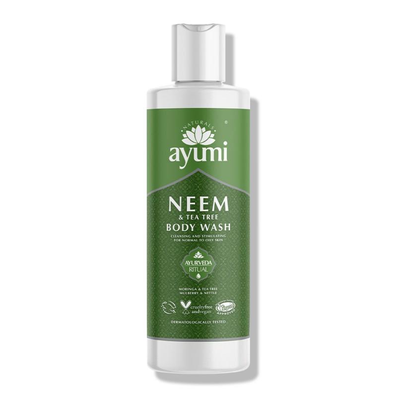 Neem & Tea Tree Body Wash 250ml 2