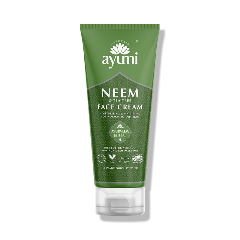 Neem & Tea Tree Face Cream 100ml
