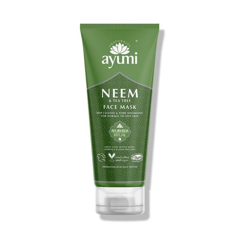 Neem & Tea Tree Face Mask 100ml