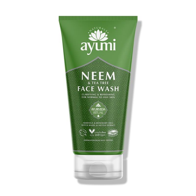 Neem & Tea Tree Face Wash 150ml