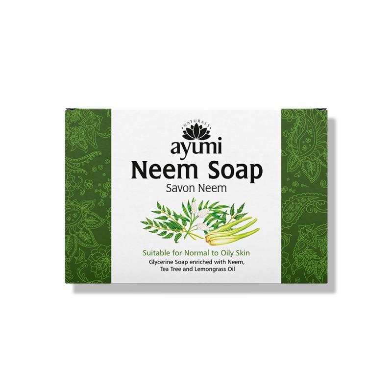 Neem & Tea Tree Soap 100g